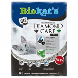 Наполнитель для кошачьего туалета Biokat's Diаmond Care Classic