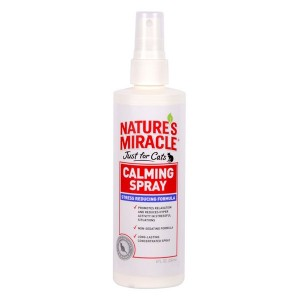 Спрей 8 in 1 Just for Cats No Stress Calming Spray