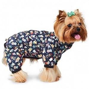 """Дождевик для собак """"Бердс"""" Pet Fashion"""