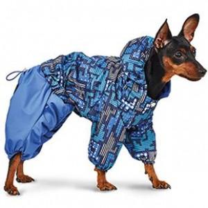 """Дождевик для собак """"Фокс"""" Pet Fashion"""
