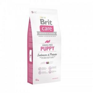 Brit Care Grain free Puppy Salmon & Potato 3кг