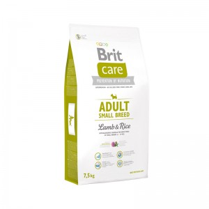 Brit Care Adult Small Breed Lamb & Rice 3кг