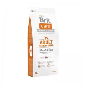 Brit Care Adult Medium Breed Lamb & Rice 3кг