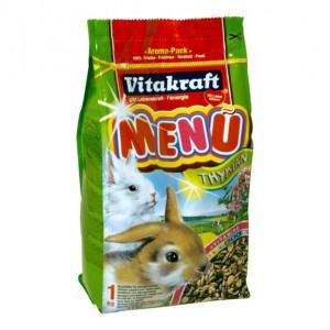 Vitakraft Premium Menu Vital корм для кроликов 1 кг
