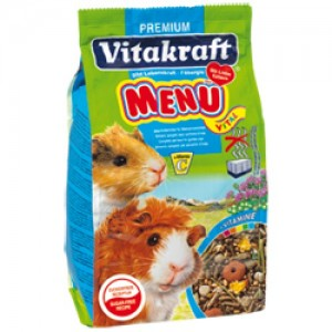 Vitakraft Premium Menu корм для морских свинок 400 гр