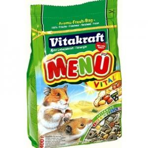 Vitakraft Premium Menu Vital корм для хомяков 400 гр