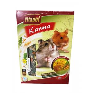 Vitapol Karma корм для хомяков 500 гр