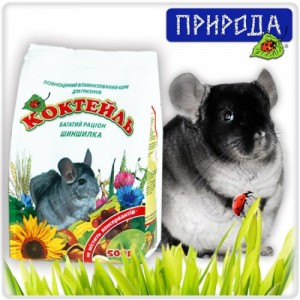 "Природа Коктейль ""Шиншилка"" 500 гр"