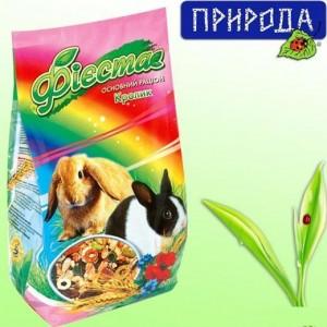 "Природа Фиеста ""Кролик"" 650 гр"