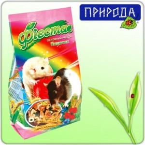 "Природа Фиеста ""Пацючок"" 650 гр"