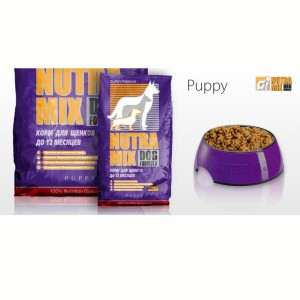 Nutra Mix Puppy Formula 3кг