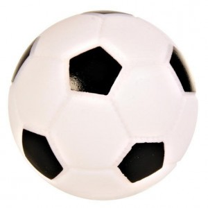 Мяч футбольный Trixie для собаки