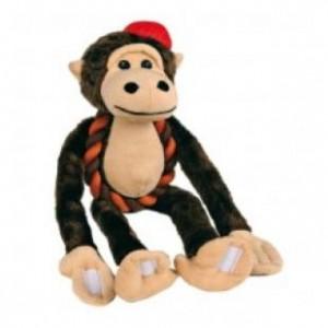 Плюшевая обезьяна Trixie игрушка для собаки