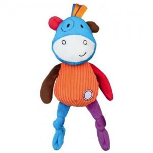 Плюшевый бегемот Trixie игрушка для собаки