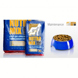 Nutra Mix Dog Formula Maintenance 1кг