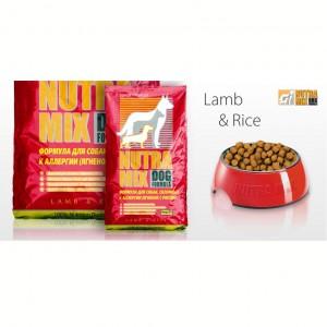 Nutra Mix Dog Formula Lamb Meal & Rice 1кг