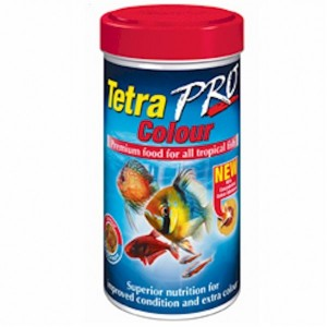 Tetra Pro Colour Crisps корм для рыбок 10 л