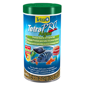 Tetra Pro Algae (Vegetable) Crisps корм для рыбок 10 л