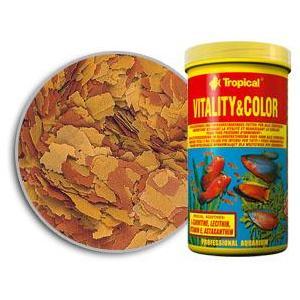 Tropical Vitality & Color Granulat корм для рыбок 250 мл