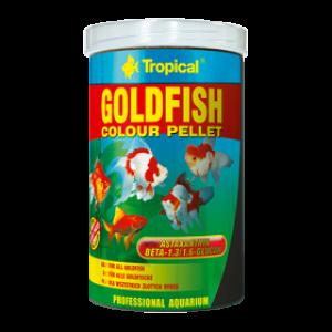 Tropical KOI & GoldFish Basic sticks корм для рыбок 21 л