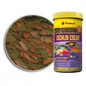 Tropical Cichlid Gran корм для рыбок 1000 мл