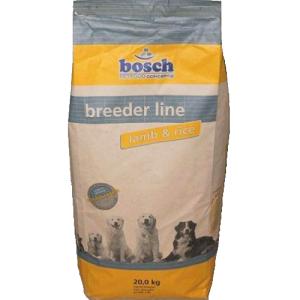 Bosch Breeder Lamb and Rice 20кг