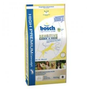 Bosch Sensitive Lamb and Rice 15кг