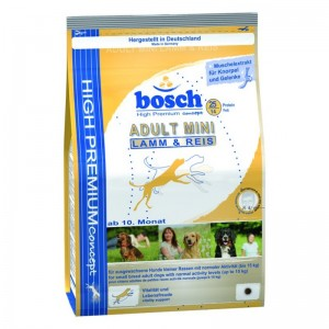 Bosch Adult Lamb and Rice 15кг