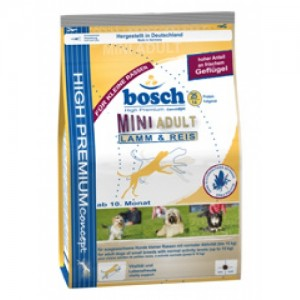 Bosch Mini Adult Lamb and Rice 15кг