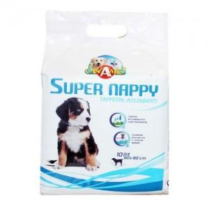 CaniAMici Super Nappy 60х60 см пеленки для собак 50 штук