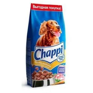 Chappi «Три вида мяса» 13,5кг