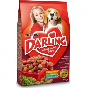 Purina «Darling» с мясом 10кг