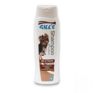 Шампунь-кондиционер с норковым маслом Gills 200мл