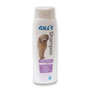 Gills Shampoo Pelo Liscio LG /  Шампунь для длинношерстных собак Гиллс 200мл