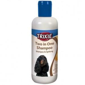 Trixie Two in One Shampoo Шампунь-кондиционер 250мл