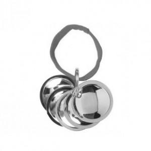 Брелок c металлическими дисками Trixie 4,5см