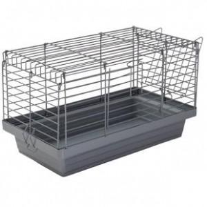 """Клетка для кроликов """"Кролик-50"""" Природа 50х27х30см"""
