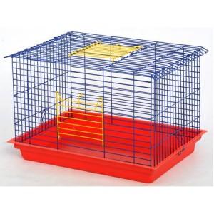 """Клетка для кроликов """"Кролик-Мини"""" Природа 44х27х30см"""