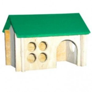 Домик для крысы Лори 16х11х12см