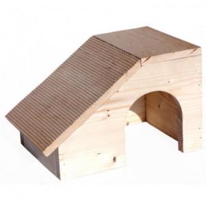 Домик для морской свинки Лори 22х16х16см
