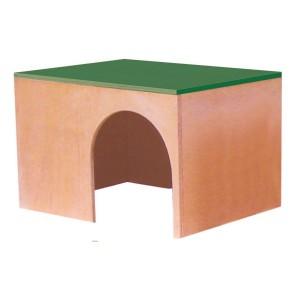 Домик для кролика Лори 28х21х17см