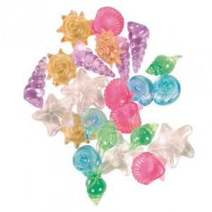 Ракушки цветные Trixie 24шт