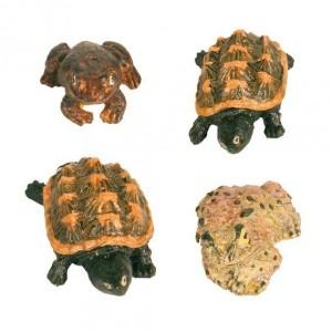 Набор - Лягушки и Черепахи Trixie 12шт