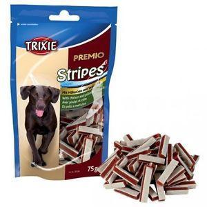 Trixie Premio Chicken and Pollock Stripes 300гр