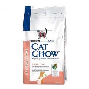 Cat Chow (Кэт Чау) Special Care Sensitive 15кг