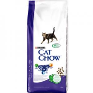 Cat Chow (Кэт Чау) Feline (3 в 1) 15кг