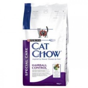 Cat Chow Special Care Hairball Control 15кг