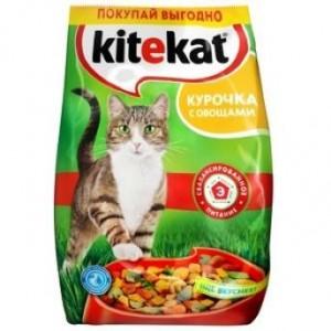 """Kitеkat """"Курочка с овощами"""" 13кг"""