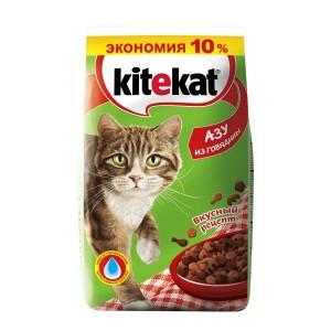 """Kitеkat """"Азу из говядины"""" 13кг"""