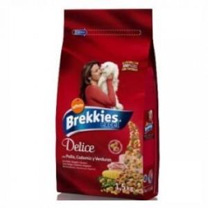 Brekkies (Брекис) Cat Excel Delice Meat 20кг